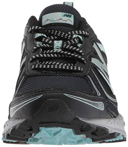 Cushioning Running Shoe New Balance Air Women's ocean thunder Trail Wt410v5 Black q4UtX
