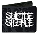 Buckle-Down Bifold Wallet Suicide Silence