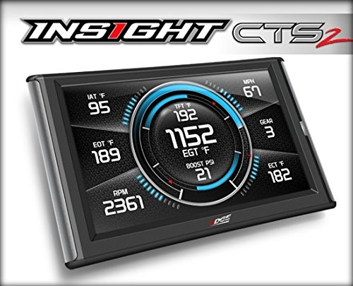 Wild Diesel Edge Products CTS2 Insight Monitor by Wild Diesel