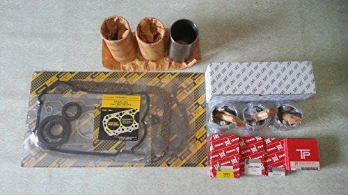 DB51T DB51V DB52T DB52V DC51T DD51T DD51B DE51V Mazda Scrum DG51B DG51T DG51V DH51T DH51V DJ51 Engine Rebuild Overhaul Kit Suzuki Carry F6A Non Turbo Suzuki Carry Every DA51T DA51V DA52T DA52V DA52W