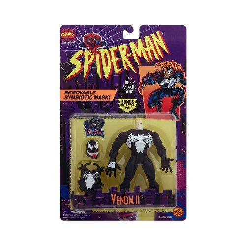 Spider-Man: The Animated Series > Venom II Action Figure