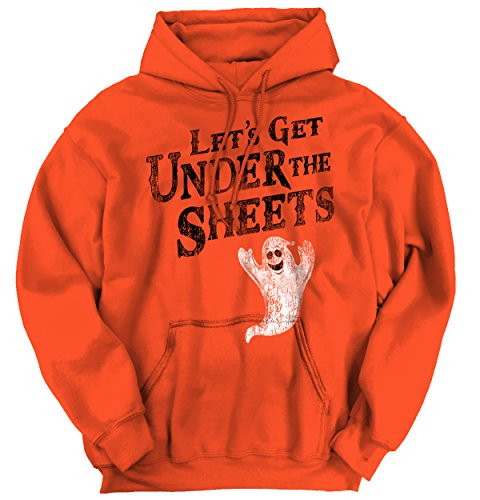 Under The Sheets Halloween Costumes Funny Shirt Gift Ideas T Shirt Tee (Zombie Dress Up Ideas)