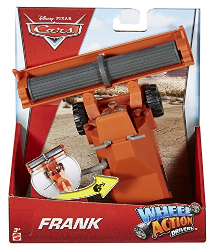 Disney/Pixar Cars Wheel Action Drivers Frank Vehicle (Cars Frank)