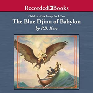 The Blue Djinn of Babylon Audiobook
