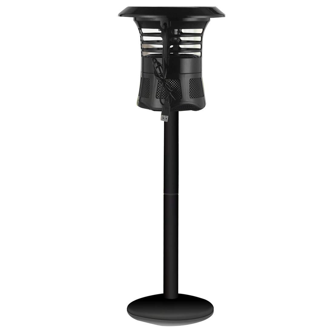 Songlin@yuan 3W Portatile ABS Shell LED Auto Lampada della zanzara, Porta USB, 60m2 Repellente per zanzare Domestico