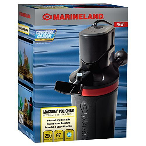 Marineland Magnum Polishing Internal Canister Filter (ML90770)