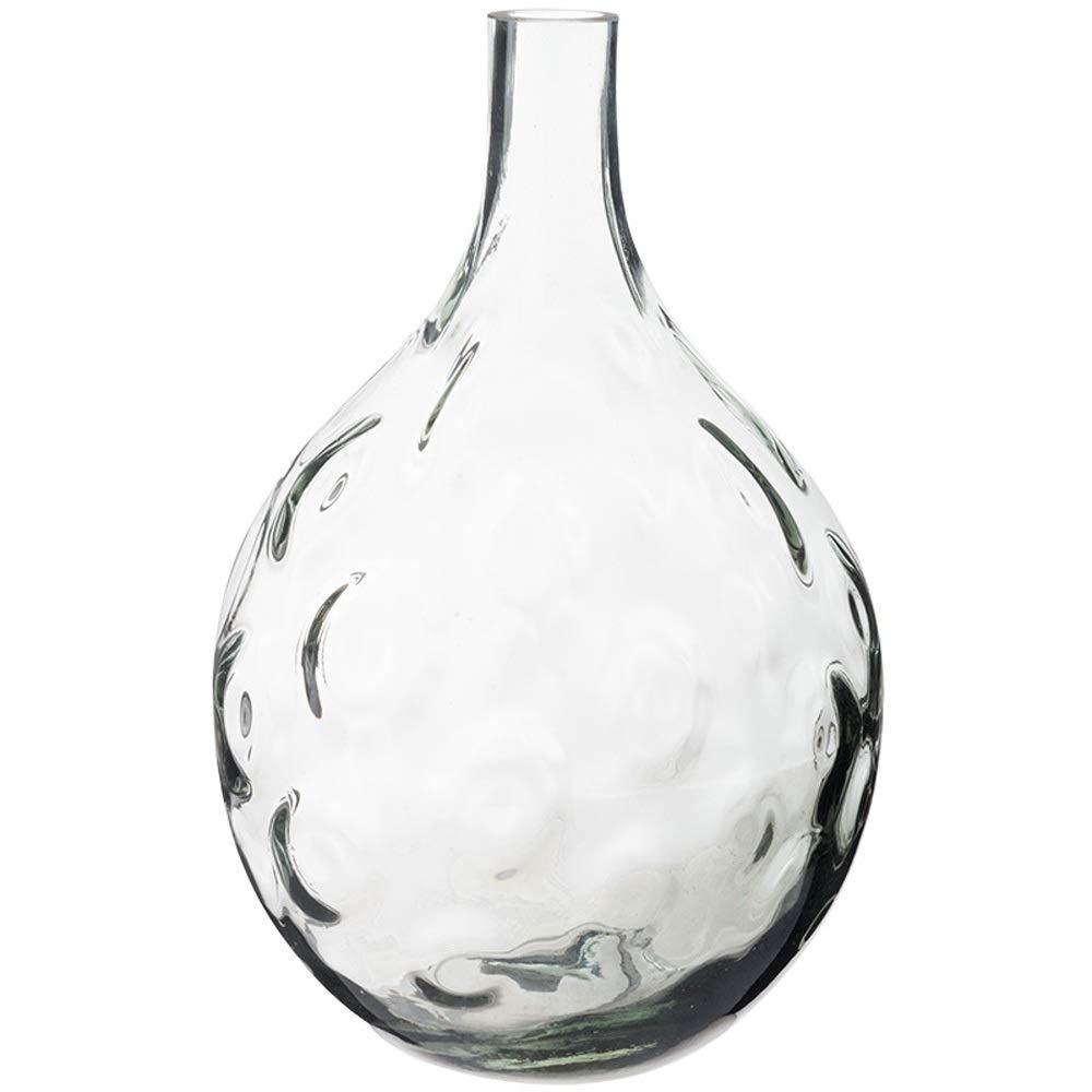 色ガラス花瓶用花緑植物結婚式の植木鉢装飾ホームオフィスデスク花瓶花バスケットフロア花瓶 (サイズ さいず : S s) B07R3RV2N2  S s