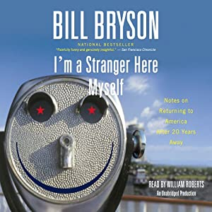 I'm a Stranger Here Myself Audiobook