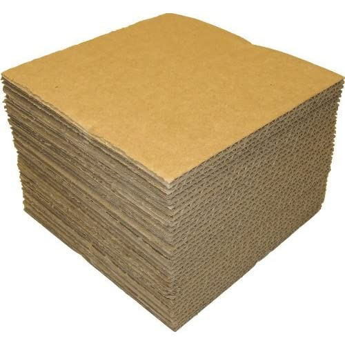 100 ValueMailers Corrugated LP Insert Pads