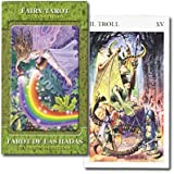 【絵本のようなタロットカード】フェアリー・タロット2(大アルカナのみ)