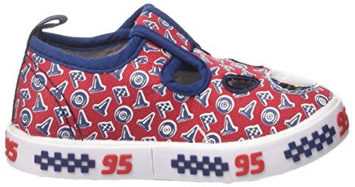 Disney S19519z/Az - Slip On Niños Rojo