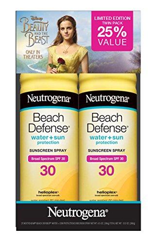 Neutrogena Beauty Beast Beach Defense