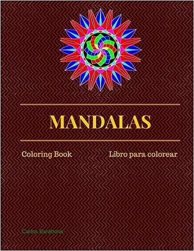 Amazon.com: Mandalas: Coloring Book - Libro para colorear ...