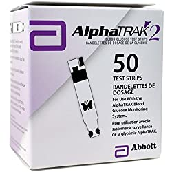 Zoetis / Abbott Alphatrak 2 Dog / Cat Test Strips 50ct