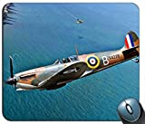 Battle of Britain Fighter PC Game Personalized Rectangle Mouse Pad Mouse Mat