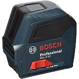 Nível Laser GLL 2-10, Bosch 0601063L00-000, Azul
