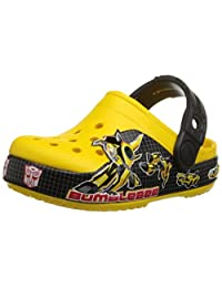crocs Kids CB Transformers Bumblebee Clog