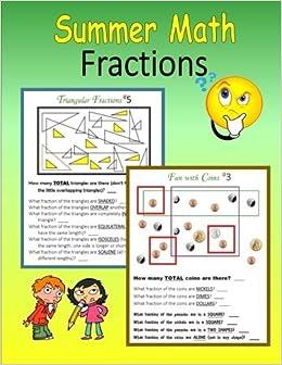 Book Summer Math: Fractions