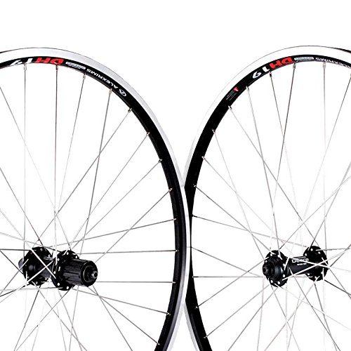 Sta Tru Black Shimano Deore M590 Hub Front Wheel (26X1.5 Inch)