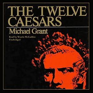 The Twelve Caesars Audiobook
