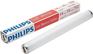 Philips 141507 Linear Fluorescent 14-Watt 15-Inch T12 Soft White Light Bulb