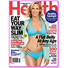 Health Magazine June 2012 - Dana Torres Shares Her Secrets