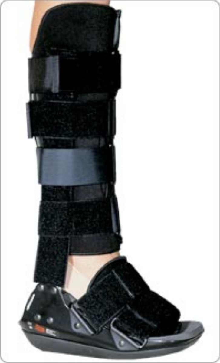 Bledsoe Achilles Boot, Standard Ankle/Heel Pad Small