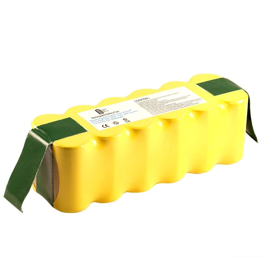 14.4V BATTERY for iRobot Roomba R3 500 600 700 800 APS - Mighty Max Battery brand product ML-RMB5009
