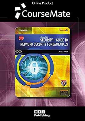 CourseMate for Ciampa's Security+ Guide to Network Security Fundamentals, 5th Edition