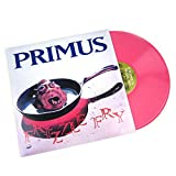 Primus: Frizzle Fry (Colored Vinyl) Pink Vinyl LP