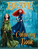 Brave: Coloring book:  funny book for children's creativity