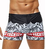 pjsonesie Men's Swimming Trunks (