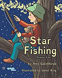 Star Fishing Dyslexic Font