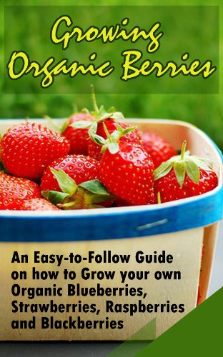 Growing Organic Berries: An Easy-to-Follow Guide on how to Grow your own Organic Blueberries, Strawberries, Raspberries and - Grow Pot Strawberry Strawberries