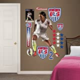World Cup Soccer United States Sydney Leroux Big Wall Decal