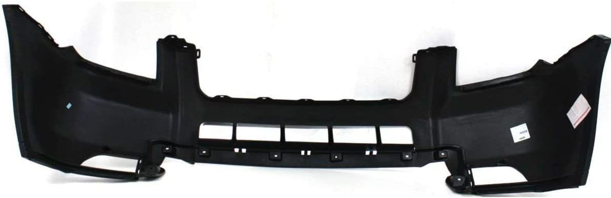 MBI AUTO Primered Front Bumper Cover Replacement Fascia for 2006 2007 2008 Honda Pilot SUV 06 07 08 HO1000240