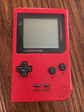 Play It Loud Nintendo Game Boy Red