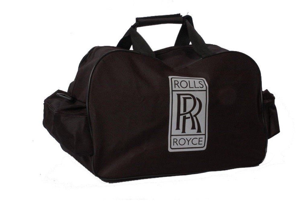 Rolls Royceロゴバッグユニセックスレジャー通学レジャーショルダーバックパック   B01MQDQ4YB