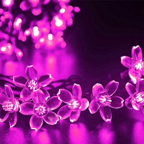 Outdoor Led Light Cherry Blossom Tree - 3