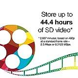 Verbatim M DISC BD-R DL 50GB 6X White Thermal Hub