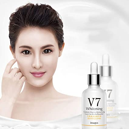 Esencia facial de sérum de vitamina C para cara con ácido hialurónico, crema hidratante para