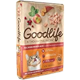 GOODLIFE Adult Cat Real Chicken and Brown Rice Recipe Dry Cat Food 22 Pounds