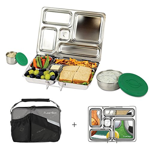 PlanetBox Eco Friendly Stainless Compartments Adults product image