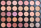 (US) The Beauty Box Artist Eyeshadow Palette- 35 COLORS (Glow Shimmer Collection)