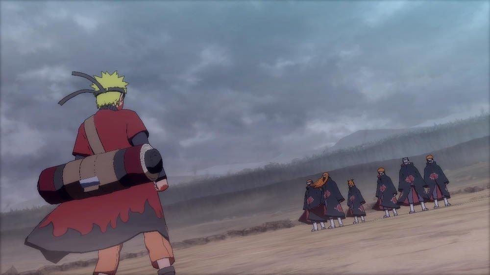 Naruto Shippuden: ultimate Ninja storm 2 [Importación ...