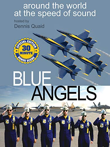 Navy Blue Film - Blue Angels: Around the World at the Speed of Sound - Special Edition