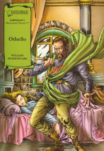Othello (Saddleback's Illustrated Classics)