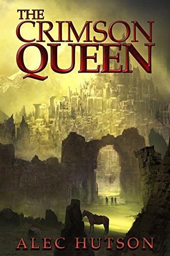 The Crimson Queen by [Hutson, Alec]