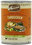 Merrick Turducken Dog Food 13.2 oz (12 Count Case), My Pet Supplies