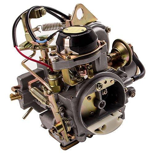 Carburetor for Nissan Pickup 720 2.4L Z24 Engine 1983-1986, OEM# 16010-21G61